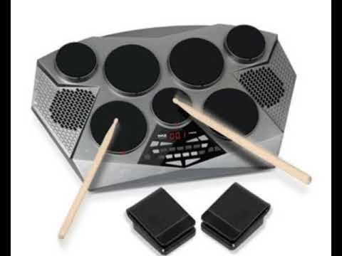 kids electronic drum kit