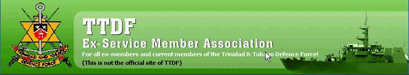 Trinidad and Tobago Defence Force Ex-Service Members