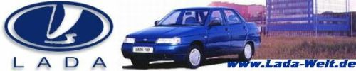 Lada-Welt Privatwagen
