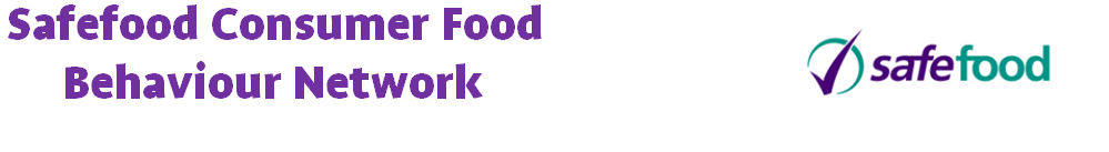 Safefood Consumer Food Behaviour Network