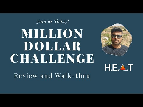 Million Dollar Passive Income Challenge REVIEW! (100% FREE AFFILIATE TRAINING)