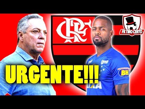 Dedé no Flamengo - mercado da bola Flamengo 2019 contratações
