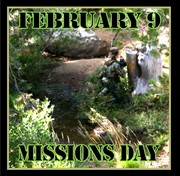 Missions Day February 9th 2019