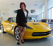The Chevy Dealership Photo Shoot