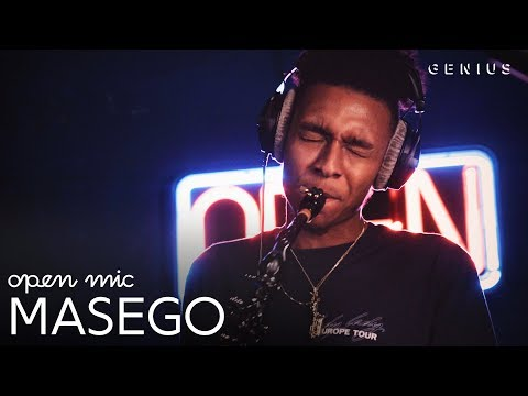 "Masego ""Lavish Lullaby"" (Live Performance) 