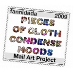 Pieces of cloth condense moods