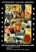 EXPOSICIÓN FELIPE LAMADRID *GRABADOS & BRONCES*