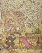 """""""El día feliz en que llovieron animales"""" EL FIN DEL MUNDO, Mayas 21/12/2012"""