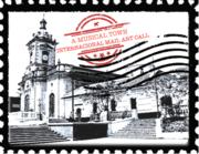 A musical Town Mail Art Call