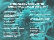 Domingos Martins International Mail Art Exhibition