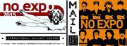 NO EXPO International Mail Art Call