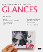GLANCES - CONTEMPORARY PORTRAIT ART