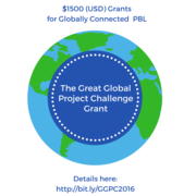 Deadline for Great Global Project Challenge Submissions