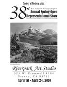 Society of Western Artist 38th Annual Spring  Show