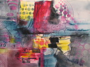 Marilyn Torchin Abstracts at Studio 74