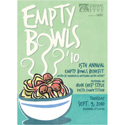Community Food Bank's 15th Annual Empty Bowls Benefit