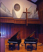Chamber Music Concert at The Big Red Church