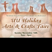 UU Holiday Arts and Crafts Faire