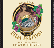 Fresno Filmworks presents the ninth annual Fresno Film Festival at the historic Tower Theatre.