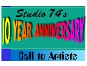 CALL TO ARTISTS: Gallery 10 Year Anniversary Show