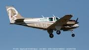 PT-OYE - Beechcraft 95-B55 Baron
