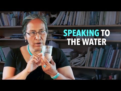 Speaking to the Water