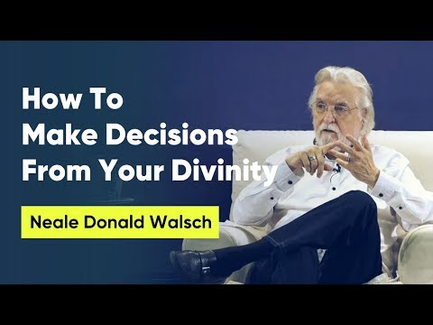 How To Make Decisions From Your Divinity