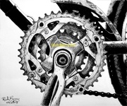 Gears and pedals