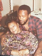 Marvin Gaye and His Mother