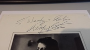 Ringo Starr Full Name Autograph