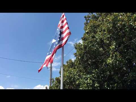 The Descendants of American Slaves Flag