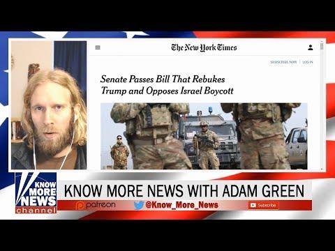 Senate Passes Unconstitutional Anti-BDS Bill