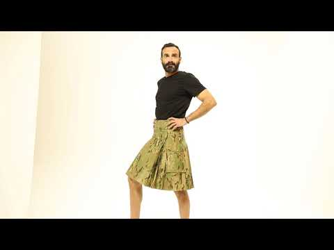 Tactical Utility Kilts - Stylish and Diverse