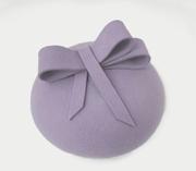Lilac Felt Hat