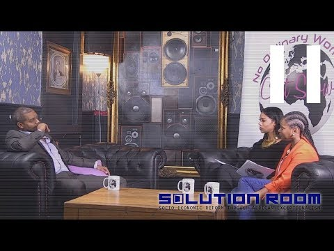 NOW Chat Show talks with ' The Solution Room' Founder Dean Okai Snr
