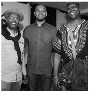 Brother Mohammad, Dean Okai Snr & Winston Silcott