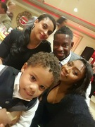 Milton's Daughter Michelle, Son In Law Anthony , Grand Daughter Morgan and Grand Son Michael
