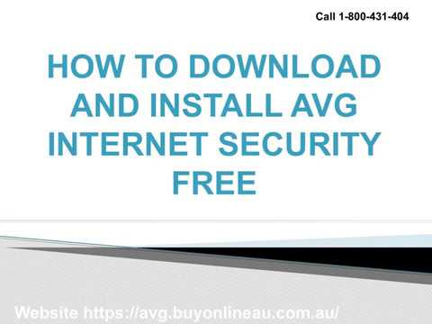 How to Install AVG Total Security Free?