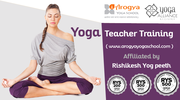 Yoga School in Rishikesh - RYS 200