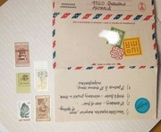 Thanks to Alan Brignull for these beautifully flawed artistamps