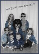 Nana Grace's home crew