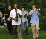 New Jazz Jam at Cefalo's