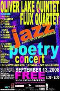 4th Annual FREE Jazz-Poetry Concert