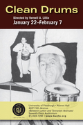 Kuntu Repertory Theatre show Clean Drums
