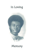 """FUNERAL SERVICES FOR DOUGLAS """"DJ"""" MILNER - FORMER BASSIST WITH THE SHAKER BAND"""