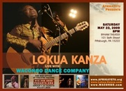 Lokua Kanza - Shadow Dancer