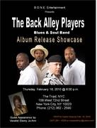 THE BACK ALLEY PLAYERS BLUES AND SOUL BAND