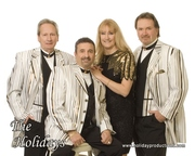 THE HOLIDAYS' SHOW & DANCE BAND