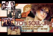 70's SOUL JAM & Food Feast Ft. The Dramatics, Stylistics, Ray Goodman & Brown and Blue Magic