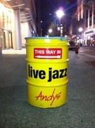 Jazz at Andys features Carolyn Perteete